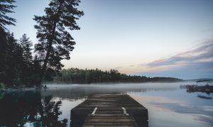 Image of a dock on a misty lake courtesy of Leonard Laub from Unsplash.